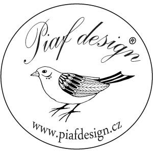 logo Piaf register